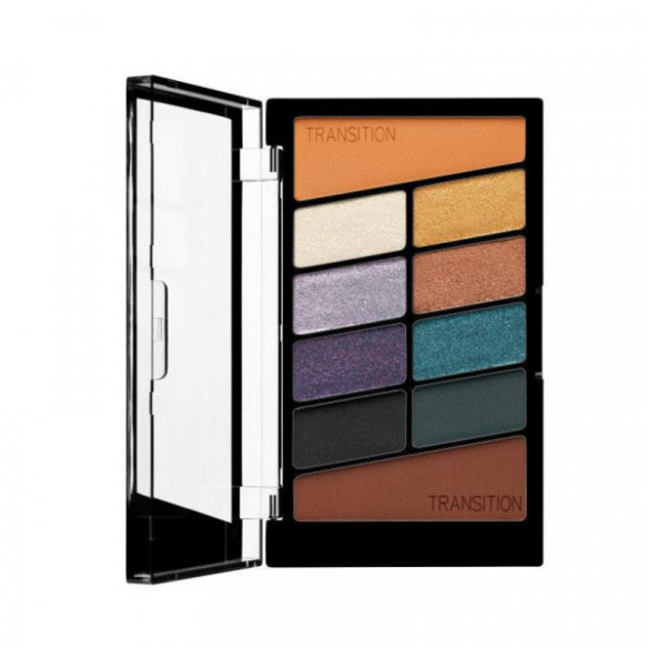 COLOR ICON EYESHADOW 10-PAN PALETTE NEW