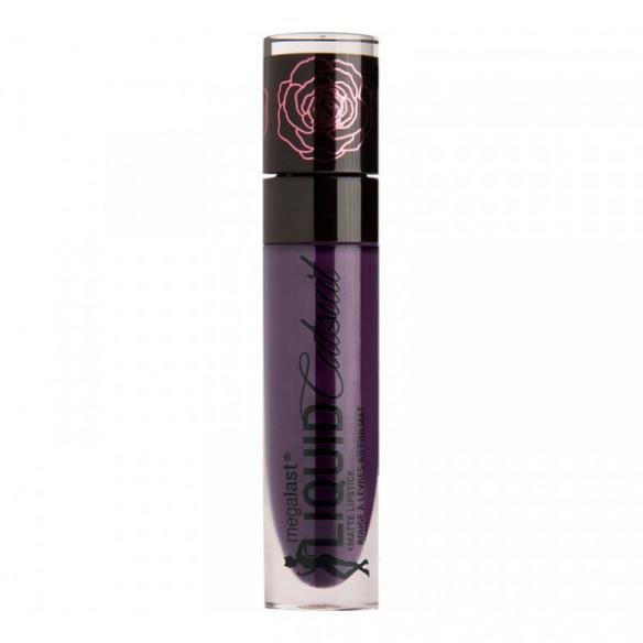 MegaLast Liquid Catsuit Liquid lipstick-Deep purple